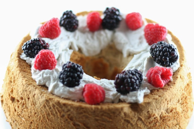 Nut-Free Grain-Free Paleo Angel Food Cake