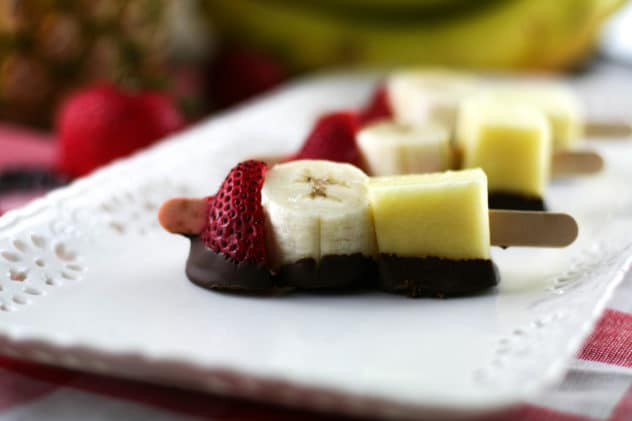 banana split bites