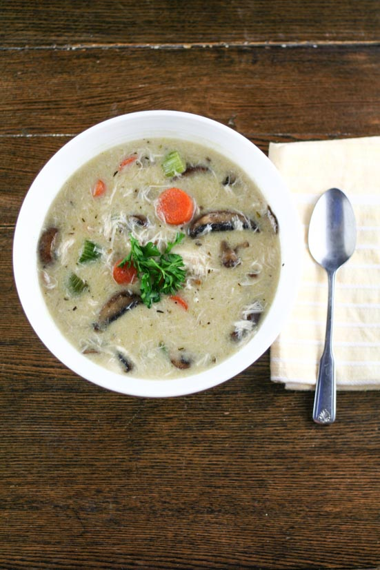 chicken-cream-of-mushroom-soup