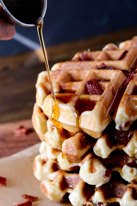 paleo-bacon-waffles